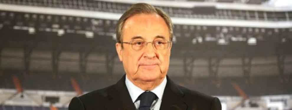 El jugador que ha armado un lío descomunal en el Real Madrid (Florentino está harto)