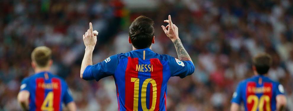 El lío no contado en el enfado de Cristiano Ronaldo con el Real Madrid señala directamente a Messi