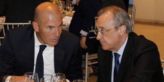"""El """"no"""" más rotundo de Florentino Pérez: el fichaje prohibido de Zidane para el Madrid"""