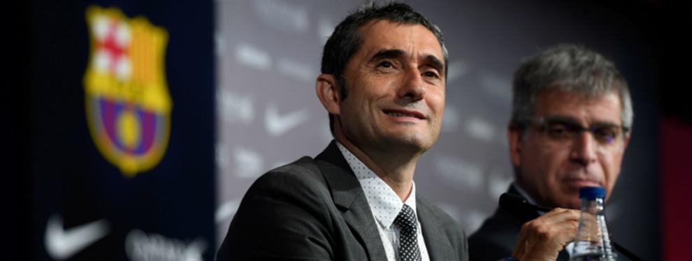 El nuevo DT del Barça quiere comprar a la nueva joya europea
