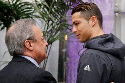 El 'palo' bestial de Cristiano Ronaldo (y la advertencia por sorpresa) al Real Madrid