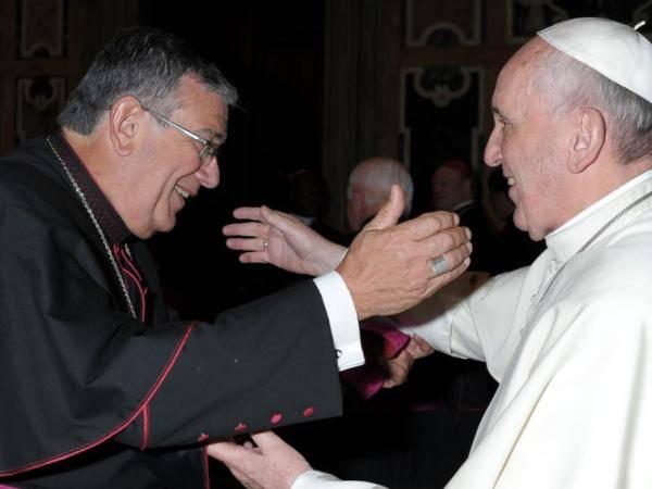 El Papa acepta la renuncia, por motivos de salud, del arzobispo de Tucumán