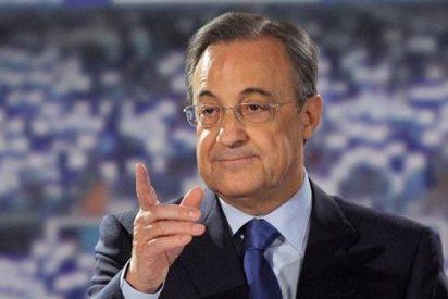 El plan magistral de Florentino Pérez para traer 6 fichajes 'Galácticos' por 100 millones de Euros