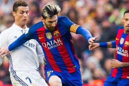 El ranking en el que Cristiano Ronaldo le pasa la mano por la cara a Messi