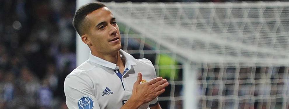 El Real Madrid frena una oferta de escándalo por Lucas Vázquez
