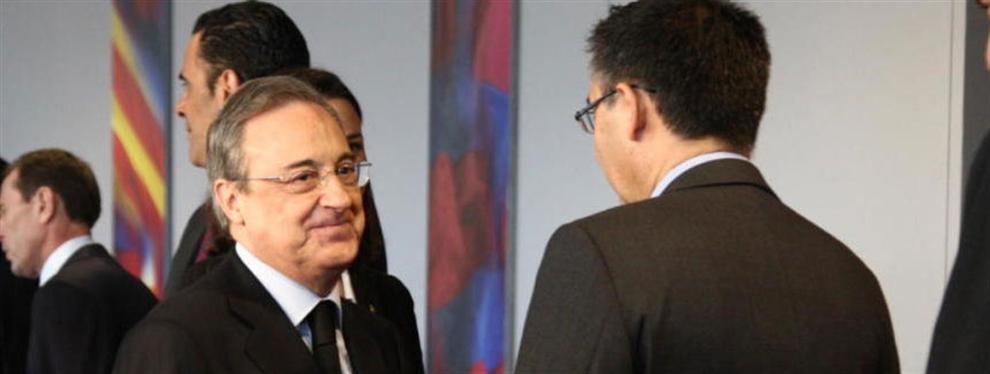 El Real Madrid vuelve a liquidar al Barça robándole un fichaje de futuro (y es venezolano)