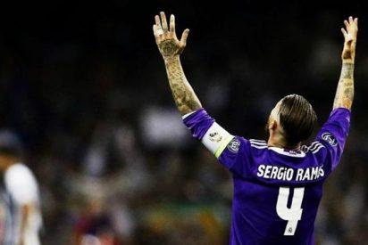 El recadito de Sergio Ramos a Gerard Piqué tras conquistar la Champions