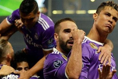 El secreto del éxito del Real Madrid que desveló Dani Carvajal a un madridista