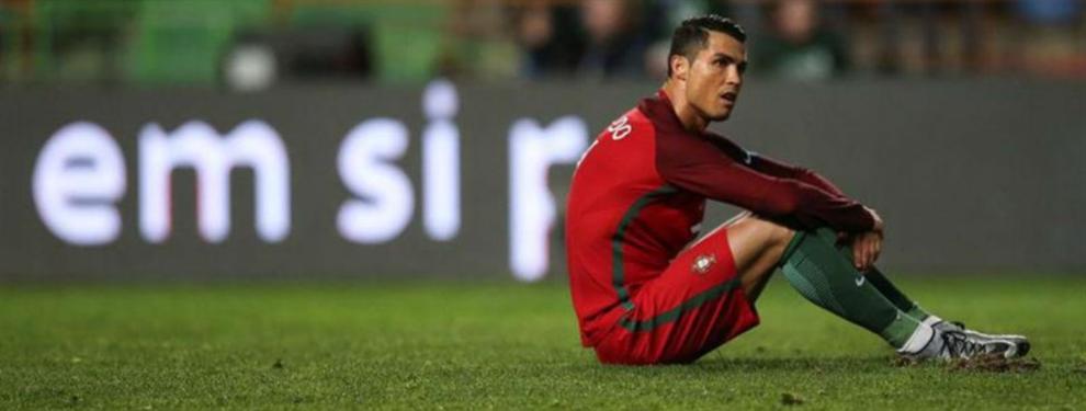 El sorprendente motivo que esgrime Cristiano Ronaldo para borrarse de la Copa Confederaciones