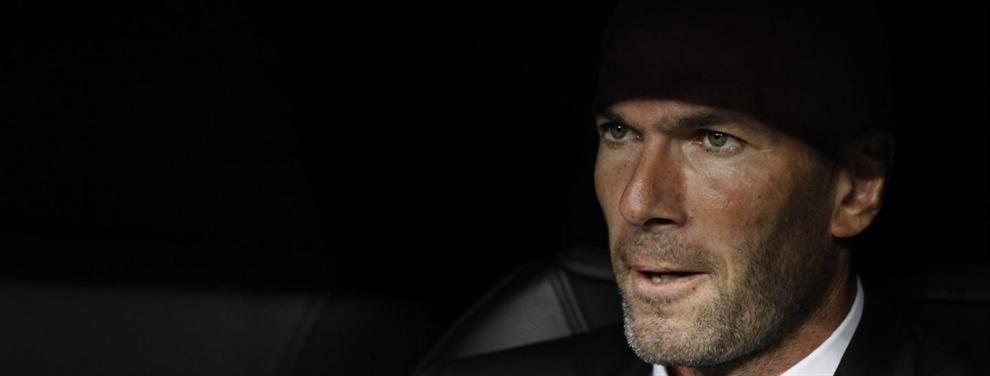 El tapado de Zidane para sustituir a Morata recibe el 'Ok' de Florentino Pérez