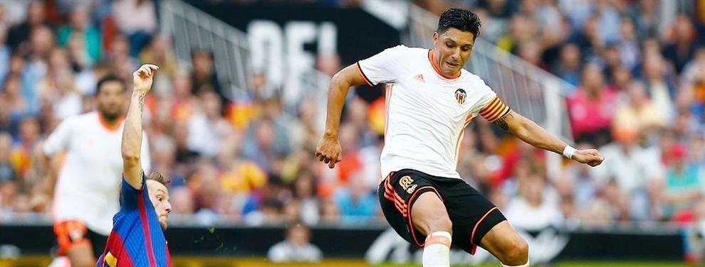 El Valencia pone a un peso pesado en el mercado (y aleja a Enzo Pérez de River Plate)