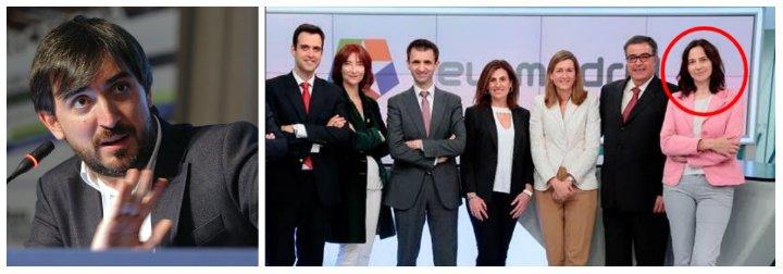 El 'llorica' de Ignacio Escolar se queja de no tener publicidad institucional pero esconde que a su mujer la enchufan en TVE y Telemadrid