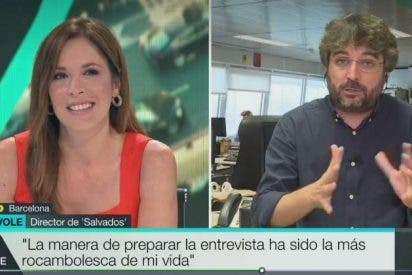 El pastizal que exigió el comisario Villarejo a Jordi Évole si no se emitía la entrevista