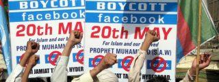 Condenado a muerte en Pakistán por insultar en Facebook al profeta Mahoma