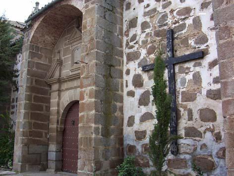 Demetrio recula y aparta al cura de Villanueva del Duque