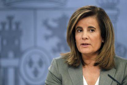 "Fátima Báñez: ""Los 430 euros para reincorporar a los 'ninis' al mercado se financiarán con fondos europeos"""