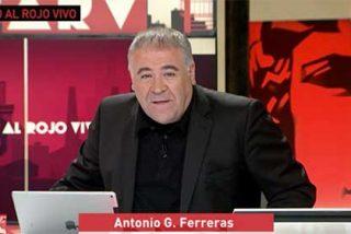 Ferreras se pone de perfil con la imputación de dos concejales de Carmena y Twitter le arrea un buen guantazo