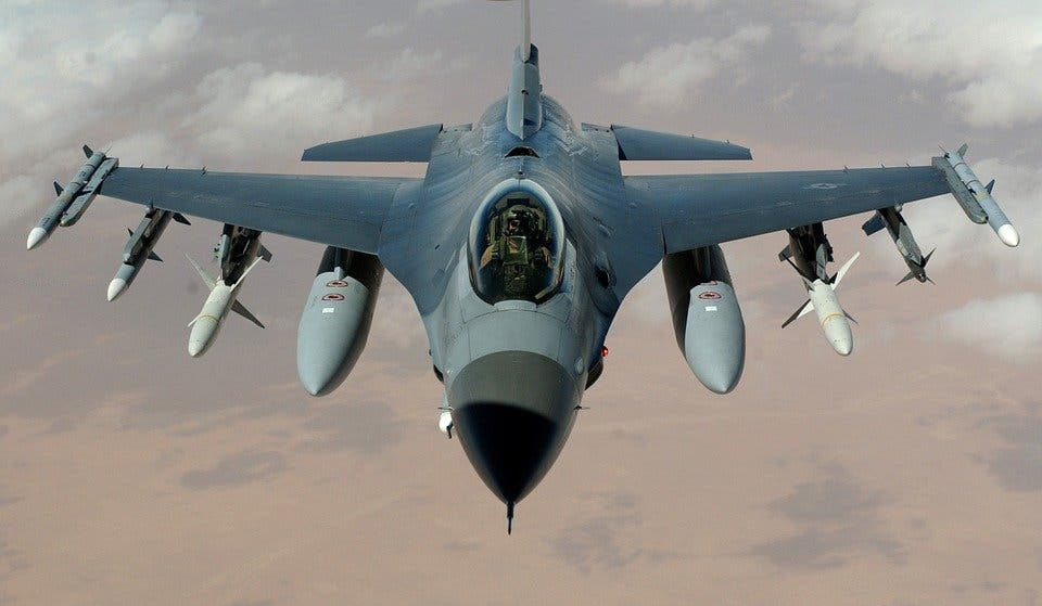 Un caza F-16 intercepta a una avioneta que sobrevoló Nueva York durante la Asamblea General de la ONU