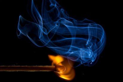 ¿Cuál es el estado real del fuego: líquido, sólido o gaseoso?
