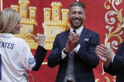 Florentino elige la pareja de baile (definitiva) de Sergio Ramos en el Real Madrid