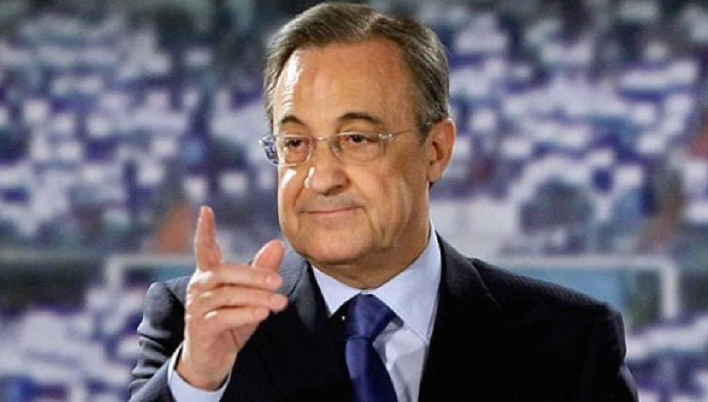 Florentino Pérez hace un fichaje, elige a otro y suelta una bomba en su última entrevista