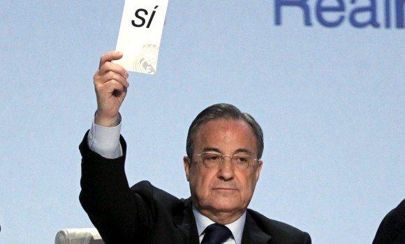Florentino Pérez pone fecha al primer fichaje galáctico para el Real Madrid