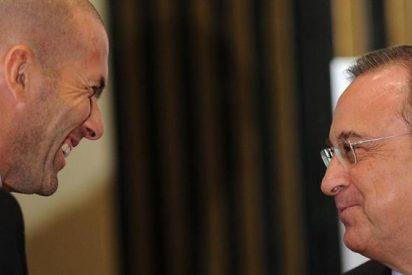 Florentino Pérez cierra a Mbappé con una acción magistral, pero pierde un fichaje que quería Zidane