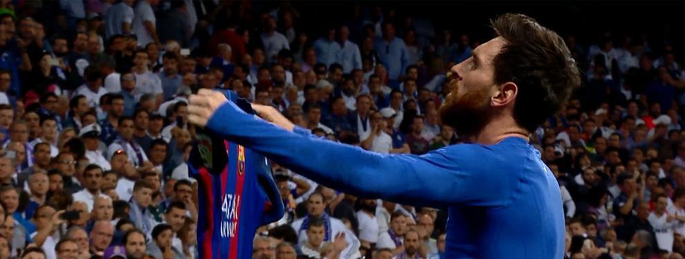 Florentino Pérez destroza al Barça con un bombazo bestial (y un fichaje para liquidar a Messi)