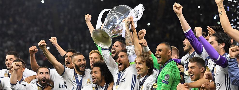 Florentino Pérez mete a un intocable de Zidane en un cambio de cromos bomba para el Real Madrid