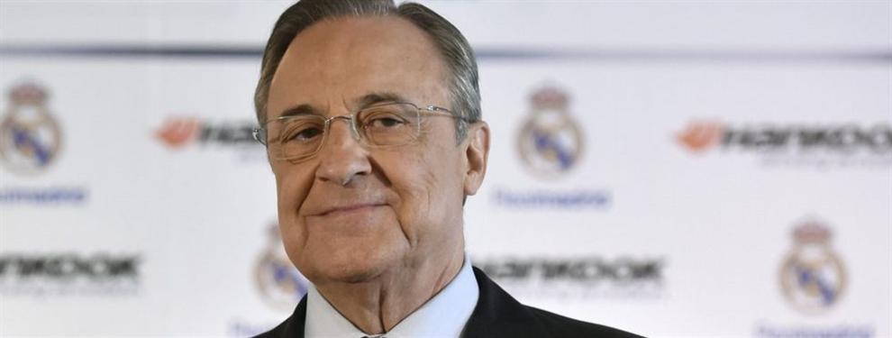 Florentino Pérez tapa un fracaso con una maniobra hábil antes de las vacaciones en el Real Madrid