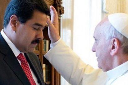 Maduro pedirá ayuda al Papa para evitar la violencia en las manifestaciones