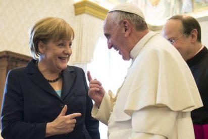 El Papa recibirá a Merkel el 17 de junio