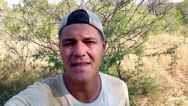 """Frank Cuesta: """"El Amazonas no es el pulmón del mundo"""""""