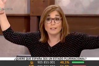 """Martu Garrote apalea sin piedad a su líder: """"¡Sánchez ha ganado contando una sarta de milongas infumables!"""""""