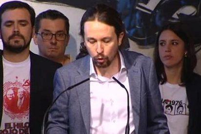 """Raúl del Pozo apalea a los podemitas por contraprogramar el acto del Rey: """"Los líderes atormentados con sus obsesiones narcisistas y su ego de rinoceronte montan cada día algún número"""""""