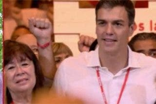 Atento Sánchez, el comunista Garzón ya te espera para montar un Frente Popular