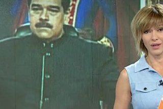 """Susanna Griso responde con contundencia a la afrenta personal de Maduro: """"Su país no está para gracietas, la historia no le absolverá"""""""