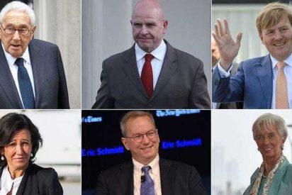 ¿Sabes quiénes son los participantes de la reunión del misterioso grupo Bilderberg?