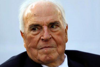 Muere Helmut Kohl, el gigante de la reunificación de Alemania