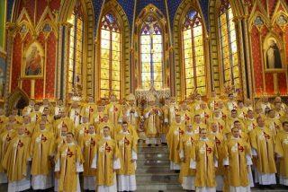 Los Heraldos del Evangelio no reconocen a los enviados del papa Francisco