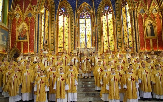 La Santa Sede interviene a los Heraldos del Evangelio tras la visita iniciada en 2017