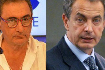 Carlos Herrera no se corta y le echa en cara a Zapatero que el 'violador del ascensor' estuviera libre