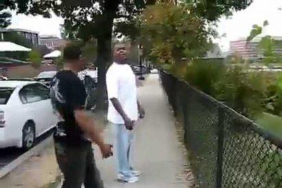 [VÍDEO] Esto es lo que pasa cuando se hace Parkour borracho