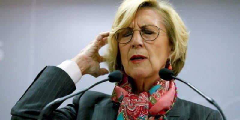 El zasca de Rosa Díez contra el 'plurinacional' Pedro Sánchez que se ha hecho viral