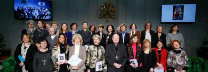 """La Consulta Femenina del Pontificio Consejo de Cultura defiende """"un papel más fuerte"""" para las mujeres en la Iglesia"""