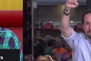 "'Matamoscas' Ibarra espanta a Podemos del PSOE: ""No son nada, ¡que nos dejen en paz!"""