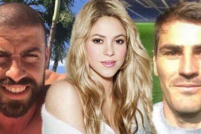 """Gerard Piqué a Iker Casillas: """"Deja de pedir entradas gratis de Shakira y paga"""""""