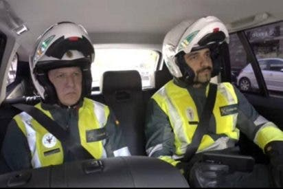 "[VIDEO] La divertida campaña ""Ten cabeza"" de la Guardia Civil que arrasa en las redes"