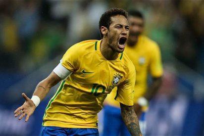 Brasil sigue al frente del ranking FIFA y España cierra el 'Top 10'