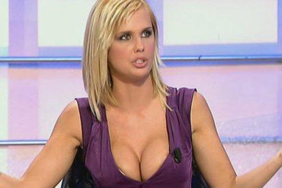 Míriam Sánchez subasta sus 'lolas' para pagarse la carrera de actriz